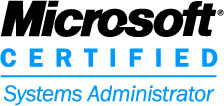 Microsoft Certified Systems Administrator 2000