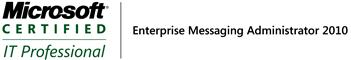 MCITP Enterprise Messaging Administrator 2010